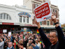 A protest over equal marriage (Getty Images)