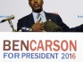 Ben Carson said he thinks trans people in the military are 'a distraction'