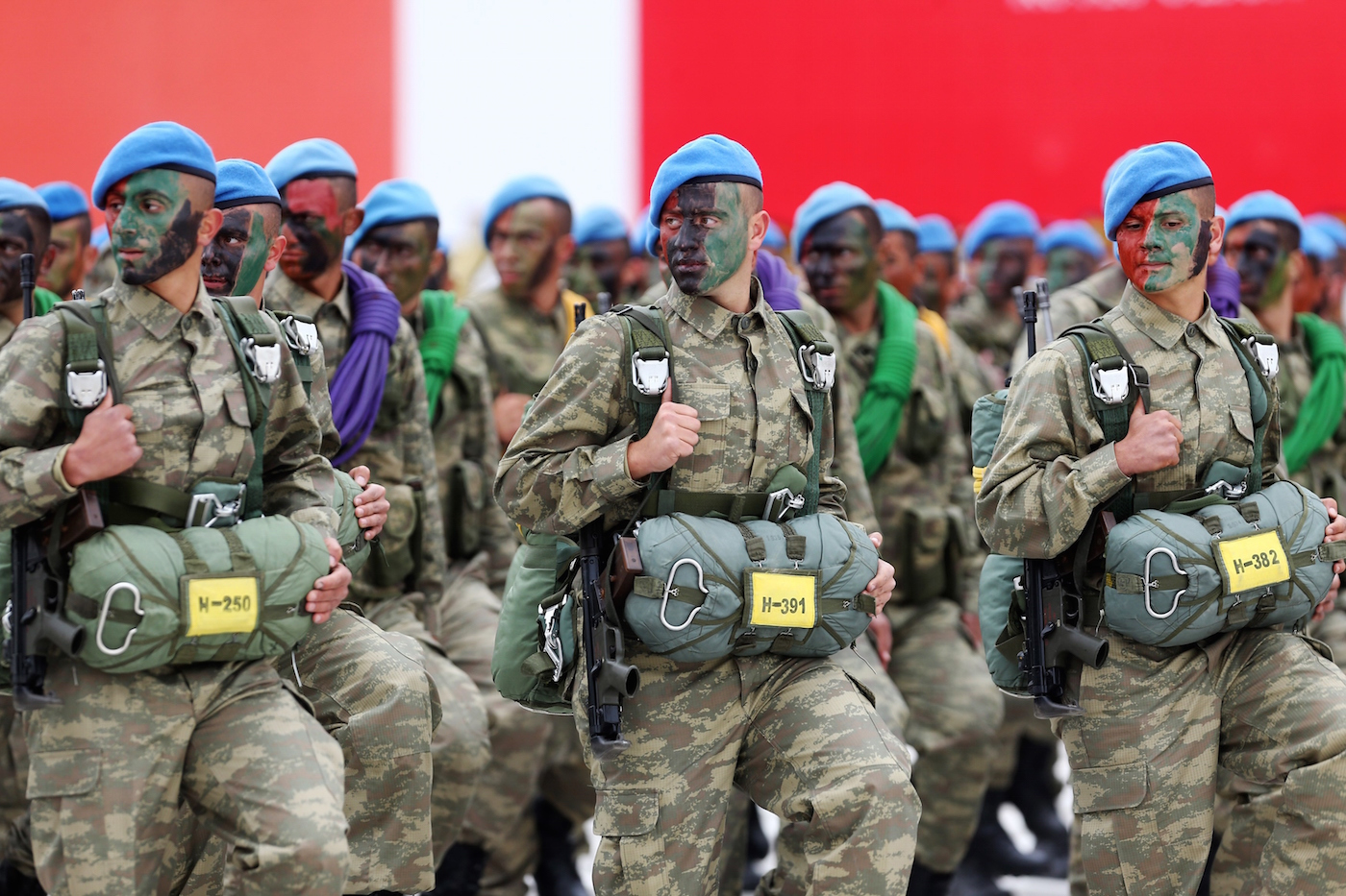 Turkey relaxes rules for 'anal exams' for gay men in military service