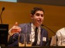 PinkNews CEO Benjamin Cohen speaks at the LGBT Leaders conference