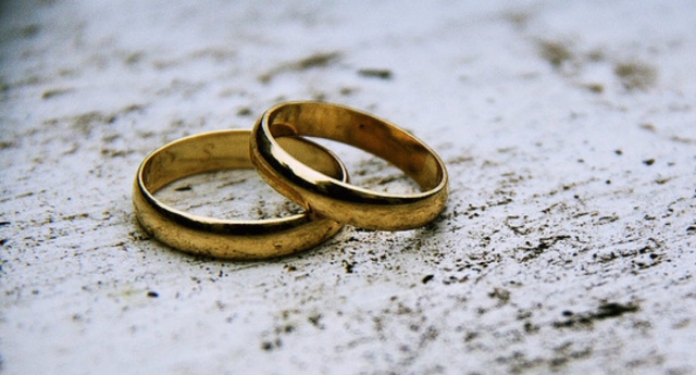 The first same-sex wedding will take place this morning