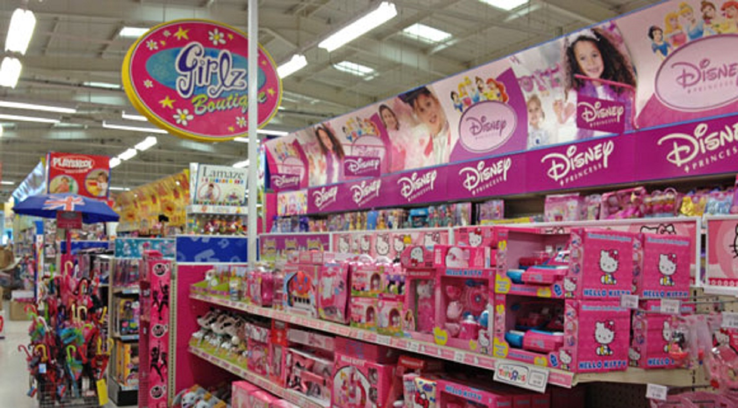 Girl Toys At Toys R Us : Toys r us to scrap 'boy and 'girl labels on · pinknews