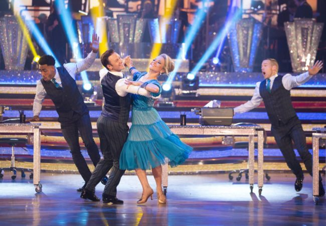 Strictly Come Dancing in Blackpool
