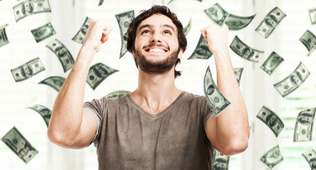 The lucky winner says he feels his parents don't deserve a penny (Getty Images)