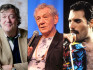 Ian Mckellen, Stephen Fry and Freddie Mercury all feature on the list (Getty Images)