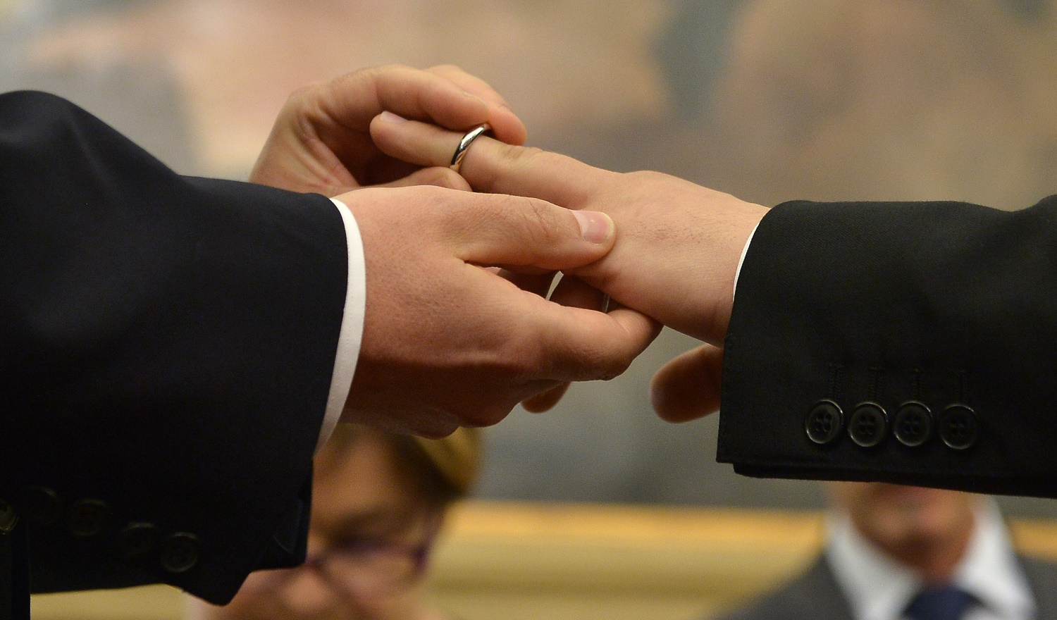 ITALY-GAY-RIGHTS-MARRIAGE