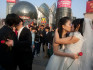 The lawsuit challenges China's lack of same-sex marriage