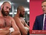 Chris Bryant and Tyson Fury might go head to head in a sparring session
