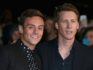 Tom Daley and Dustin Lance black (Getty)