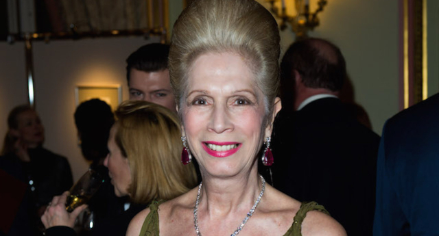 Lady Colin Campbell left the jungle