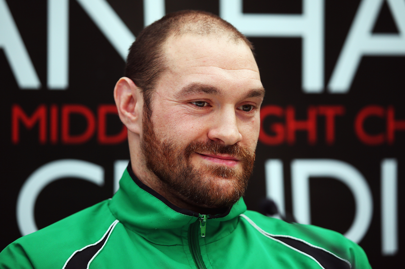 Tyson Fury - Christian Hammer Press Conference