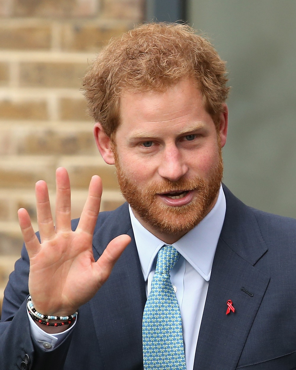 Topic Prince Harry: Prince Harry Calls For Renewed Focus On HIV As He