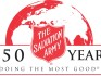 The Salvation Army has been criticised in the past for its stance on LGBT issues