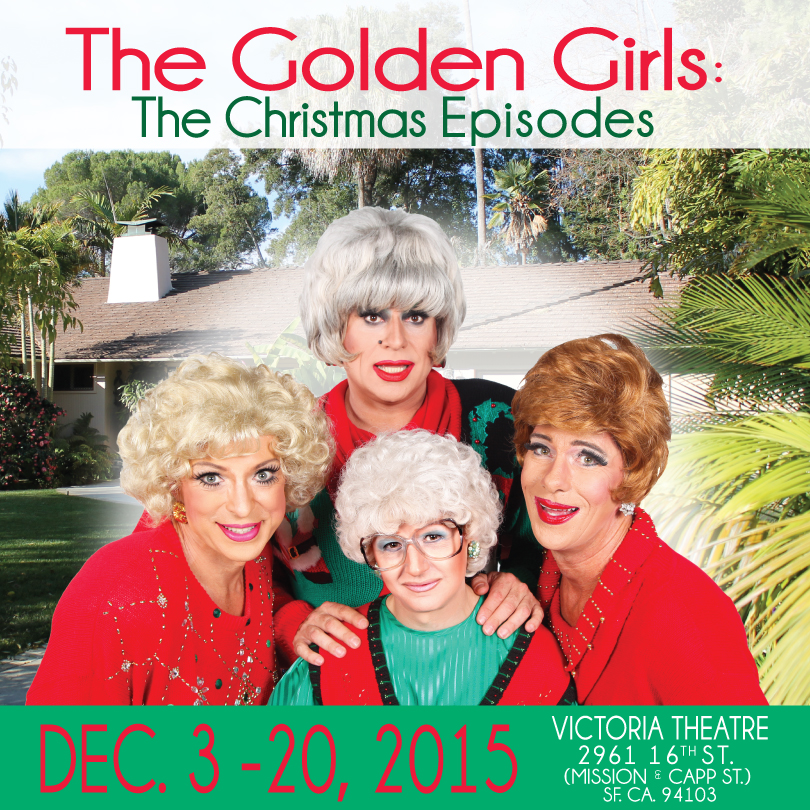 Golden Girls 2015 SQ