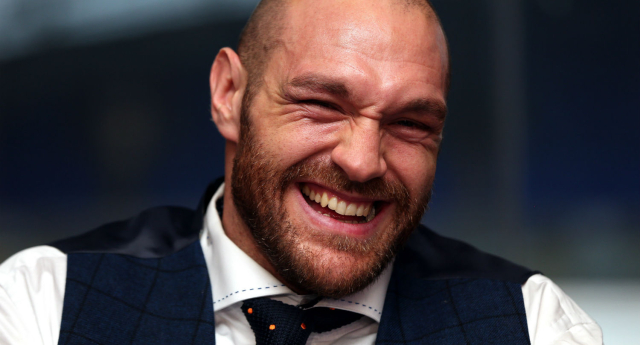 Tyson Fury has been cleared by police investigating allegations of hate crime (Getty Images)