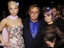 Sir Elton has confirmed he is working on Lady Gaga's new album