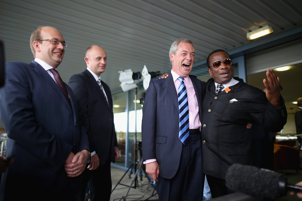 Day Two - UKIP Holds Its Annual Party Conference