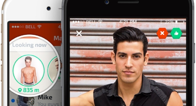 The divisive app makes users vote on new guys