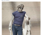 Italy covered up the statues, but was mocked for doing so
