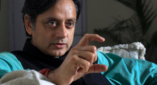 Congressman Shashi Tharoor launched a petition