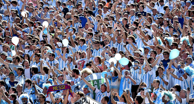 FIFA have fined six associations over their homophobic fans (Getty Images)