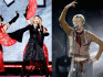 Madonna called David Bowie her inspiration during her tribute (YouTube)
