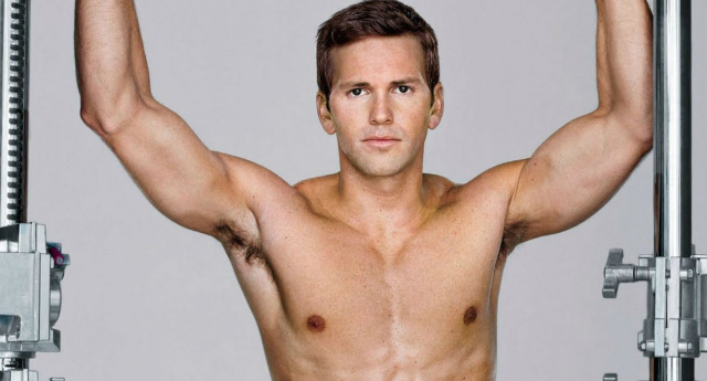 Aaron Schock has won admirers due to his admirable physique (Getty Images)
