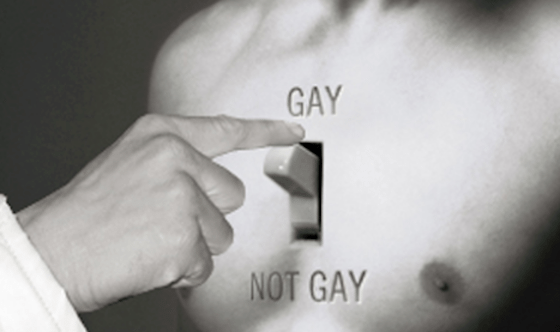 How to cure a gay