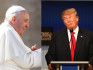 The Pope and Donald Trump locked horns this week
