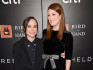 Julianne Moore said she was pleased Ellen Page could reflect her 'authentic self'