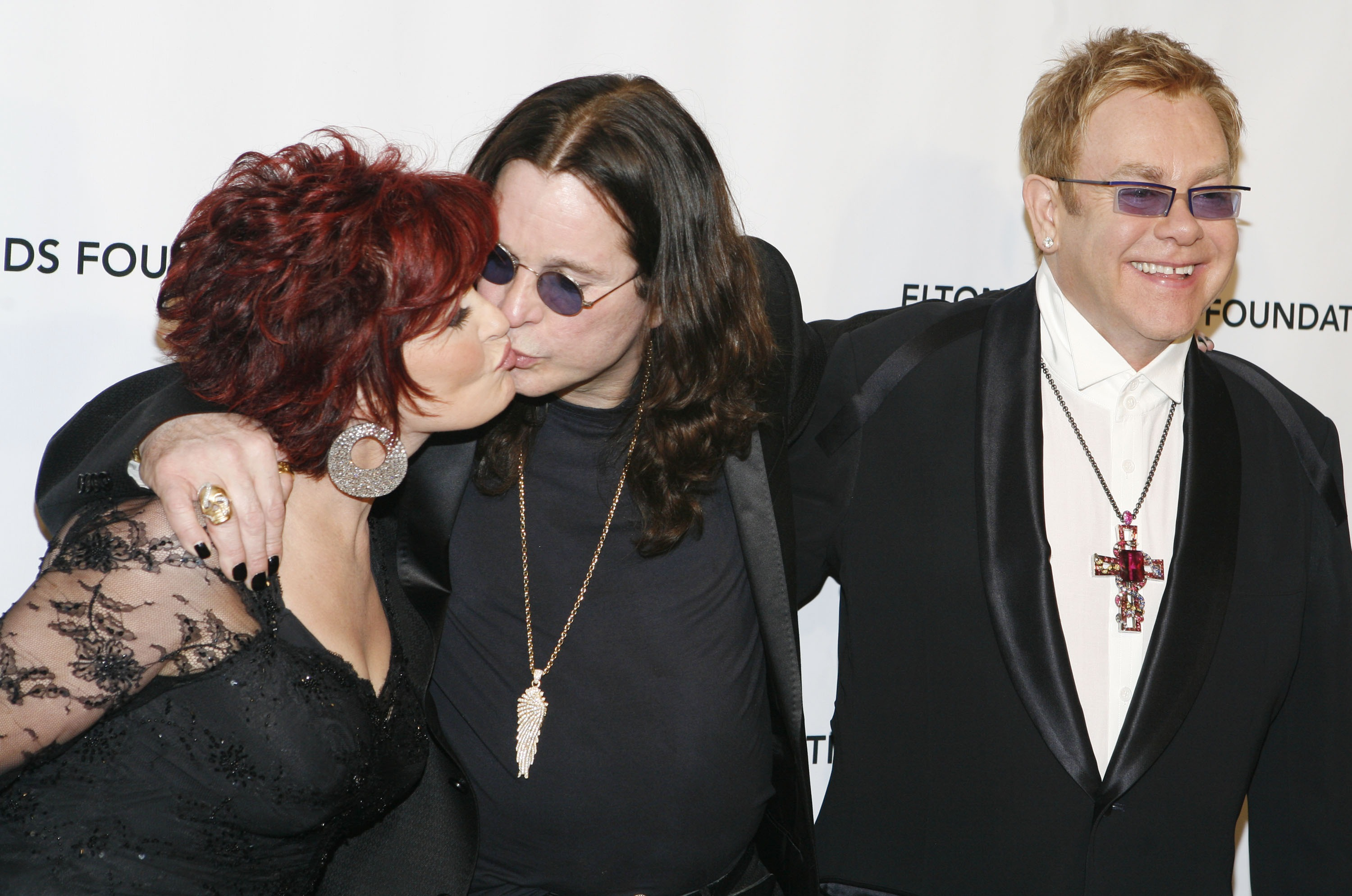"""""""An Enduring Vision"""" The 6th Annual Elton John Aids Foundation Benefit"""
