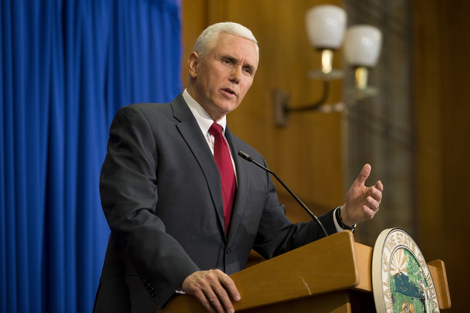 Watch: Indiana governor stumped by 'yes or no' question on gays getting fired