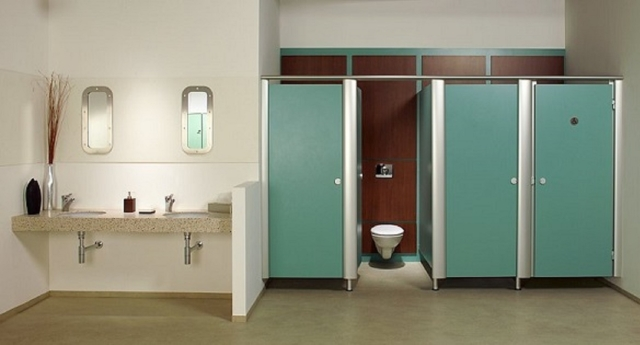 The bill would require people to have their genitals 'checked' to use the bathroom