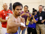 The Catholic Church in the Philippines has defended Manny Pacquiao