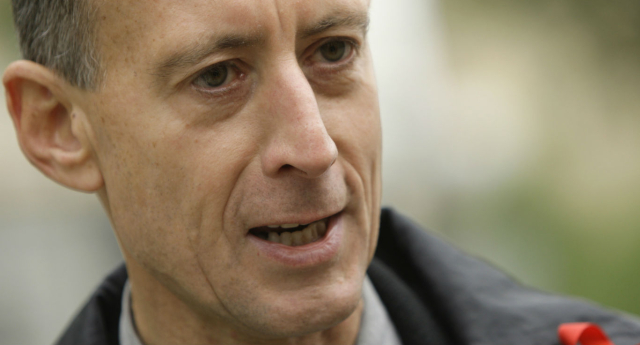 Peter Tatchell claims he is anti-racist and pro-trans (Getty Images)