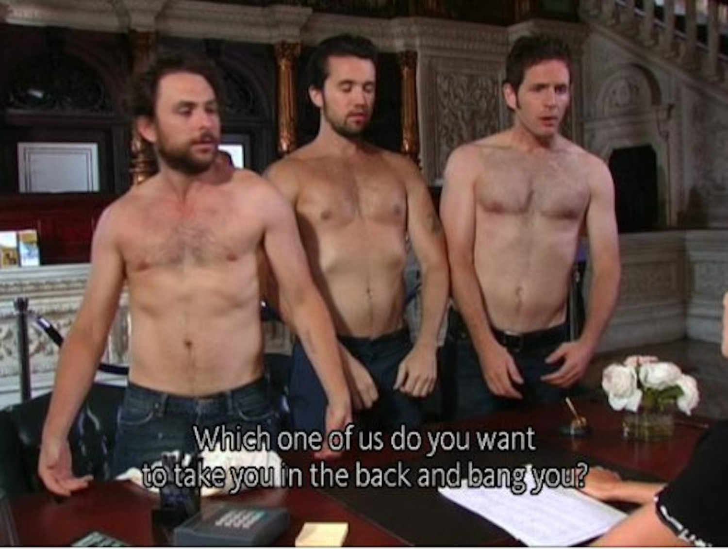 Its always sunny is dennis gay