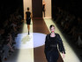 A Gucci show at Woman's Fashion Week, Milan (Getty Images)