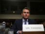 Eric Fanning was advanced by the Senate Committee