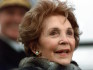 Nancy Reagan died today aged 94