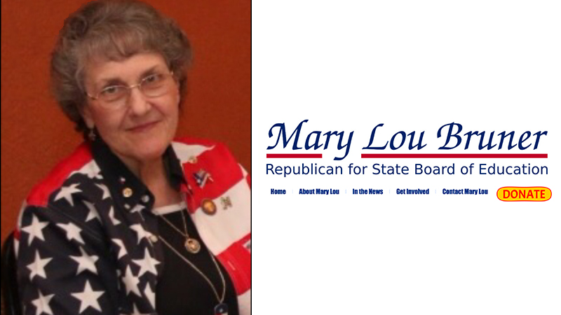 Mary Lou Bruner,
