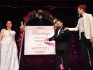 The couple got married on Friday  night (Images: International Comedy Festival Facebook - Jim Lee)