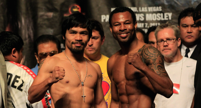 Manny Pacquiao made the comments (Image: Getty - under licence)