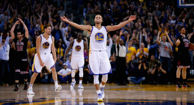 Stephen Curry said he thinks the law is not tolerable (Image: Getty - under licence)