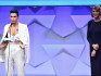 Taylor Swift made a surprise appearance at the GLAAD Awards (Images: Getty - under licence)