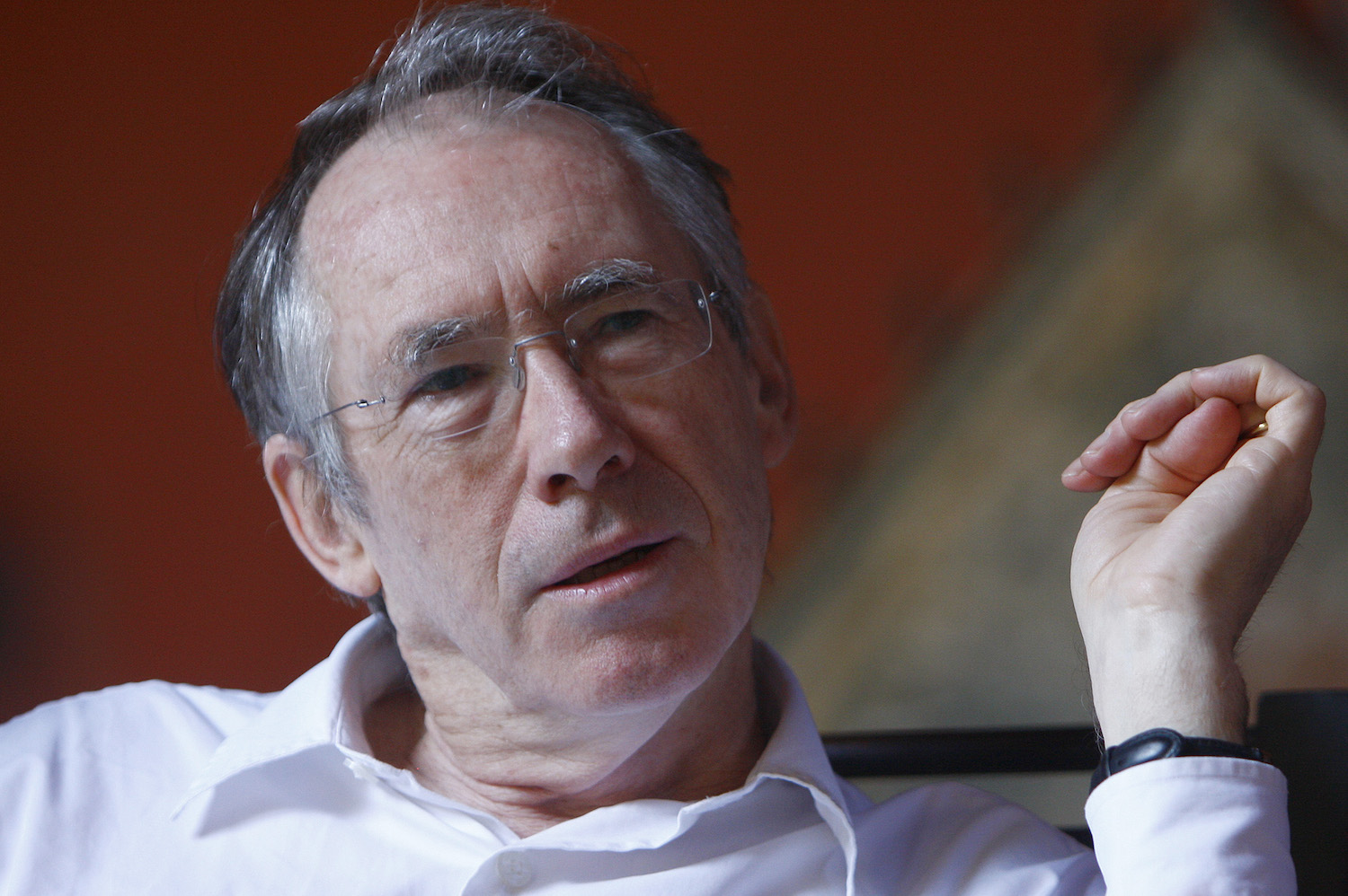 Top Author Ian Mcewan: I Can Only Think Of People With Penises As Men ·  Pinknews