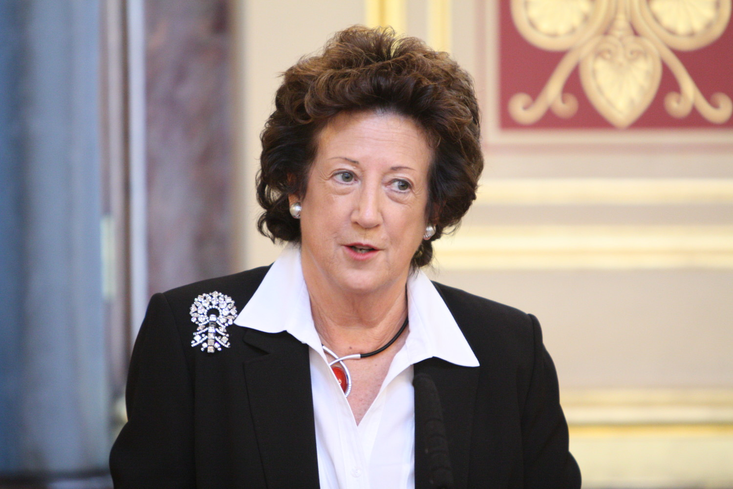Foreign Office Minister, Baroness Anelay (Getty Images)