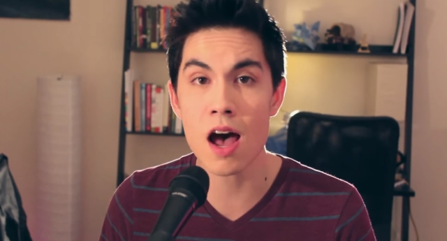 Sam Tsui has built a huge online following
