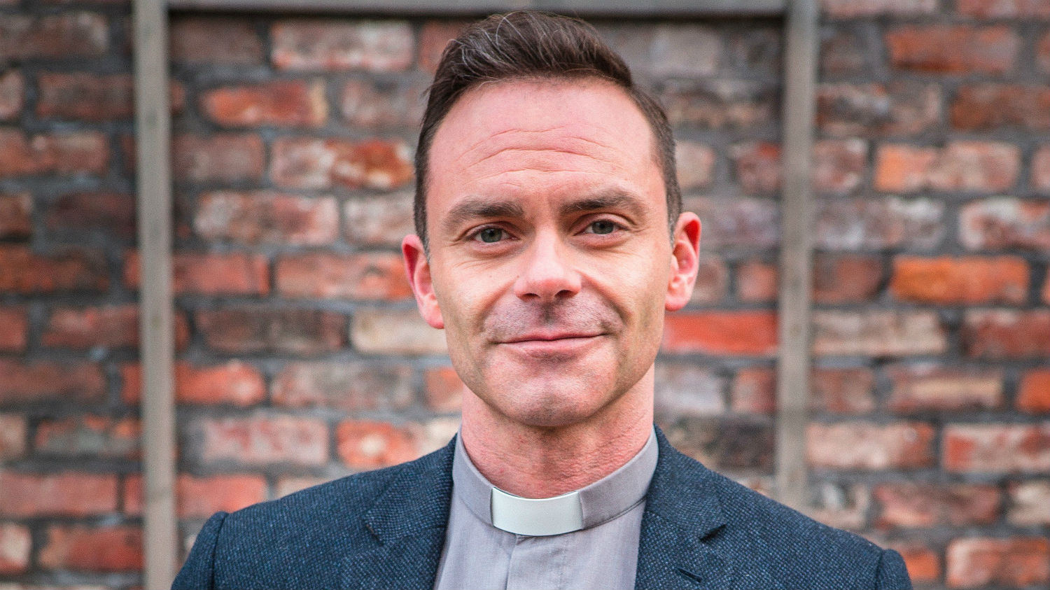 Image result for billy the vicar
