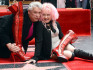 Lauper and Fierstein worked together on KinkY Boots (Getty Images)