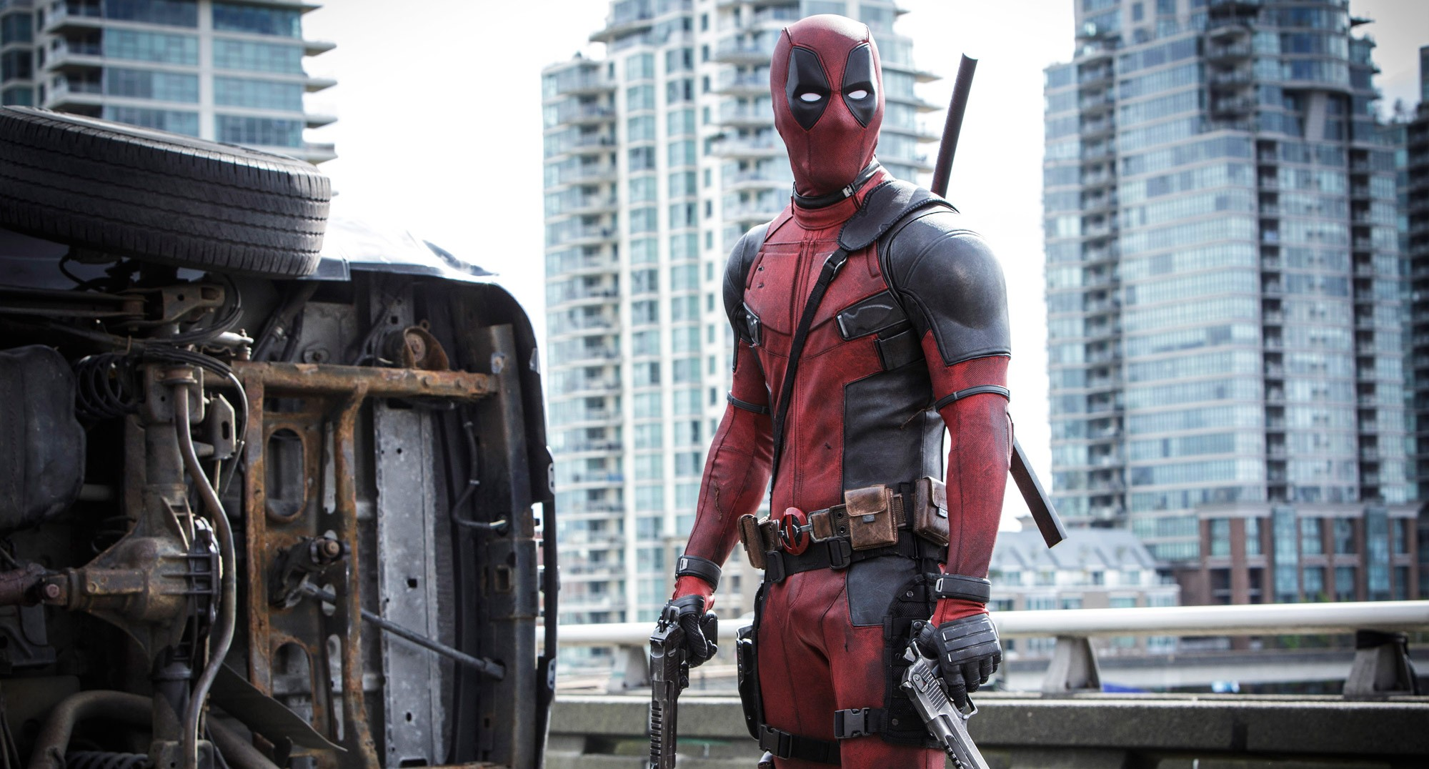 Deadpool 2 is going to start filming soon